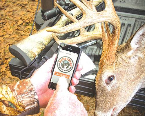 Game Check Program now mandatory for deer & turkey hunters