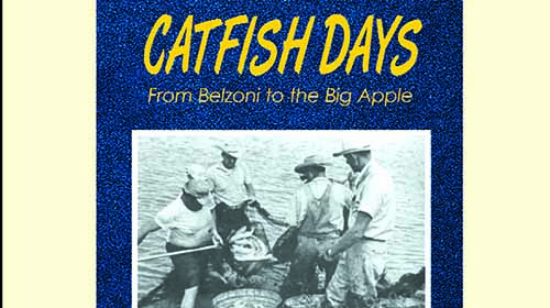 """Catfish Days'' book signing March 16 at Fairhope Legion"
