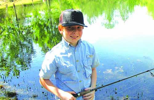 Free kids fishing rodeo April 8 at Lillian's Schaff's Pond ...