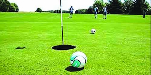 Combo de Golf Y Torneo de FootGolf en GlenLakes Club de Golf de 11 de Marzo - Mulletwrapper 1