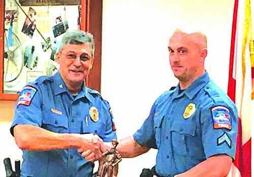 Orange Beach names Police & Fire Officers of the Year - Mullet Wrapper