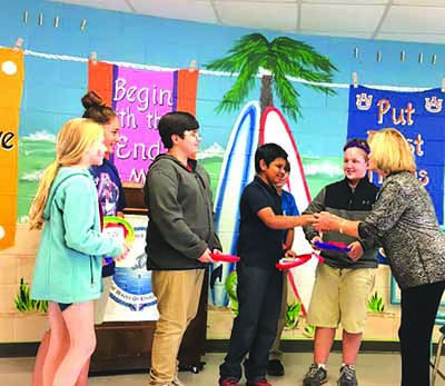 Gulf Shores Womans Club Sponsors Drug Prevention Poster Contest