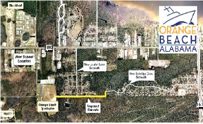 Eight Foot Sidewalk Would Connect From West Oak Ridge To The Sportsplex School Property Mullet Wrapper